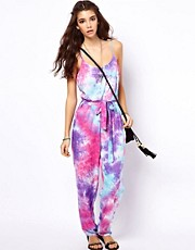 ASOS Jumpsuit in Tie Dye
