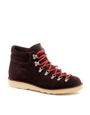 Image 1 ofFracap Suede Hiking Boots