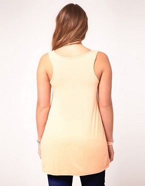 Image 2 ofASOS CURVE Exclusive Swing Vest