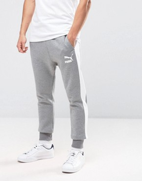 Puma Archive Joggers In Grey 57152003