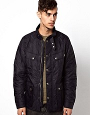 Barbour Quilted International Jacket