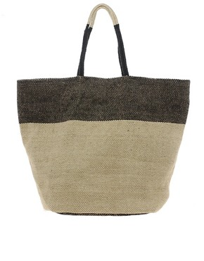 Image 1 ofFrench Connection Canvas Shopper