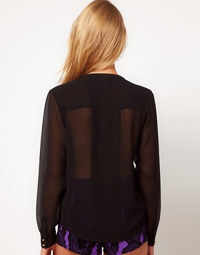 Image 2 ofASOS Utility Blouse