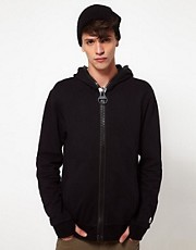 Peoples Market Hoodie Zip Through