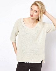 American Vintage Slubby Jumper