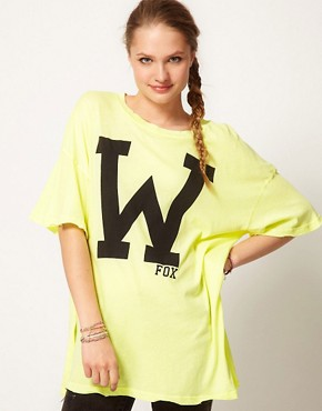 Image 1 of Wildfox W Fox T-Shirt