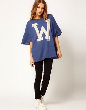 Image 4 of Wildfox W Fox T-Shirt