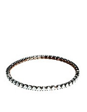 Orelia Large Cupchain Thread Bracelet