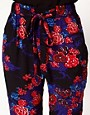Image 3 of French Connection Printed Peg Pants