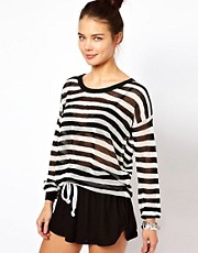 Pippa Lynn Striped Jumper