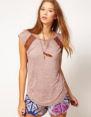 Free People Drop Armhole Tank Top