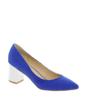 Image 1 ofASOS SNAPSHOT Pointed Heels