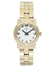 Marc By Marc Jacobs Mini Amy Gold Watch