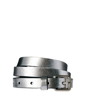 Image 1 ofPieces Gisele Leather Belt