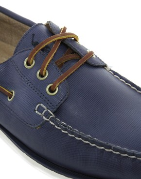 Image 2 ofPolo Ralph Lauren Blackley Boat Shoes