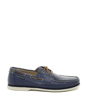 Image 4 ofPolo Ralph Lauren Blackley Boat Shoes