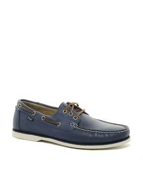 Image 1 ofPolo Ralph Lauren Blackley Boat Shoes