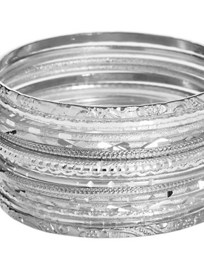 Image 3 ofOasis Bangle Stack