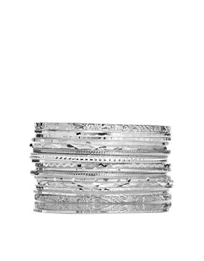 Image 1 ofOasis Bangle Stack