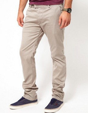 Image 1 ofDiesel Chinos Chi Slim Fit