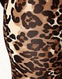 Image 3 ofASOS CURVE Leggings In Animal Print