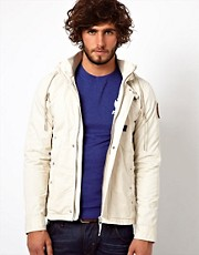 G Star Jacket Recolite Hooded Overshirt