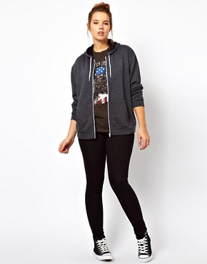 Image 4 ofASOS CURVE Sweat Hoodie