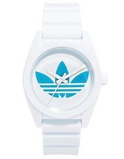 Adidas Mini Santiago White Dial Watch