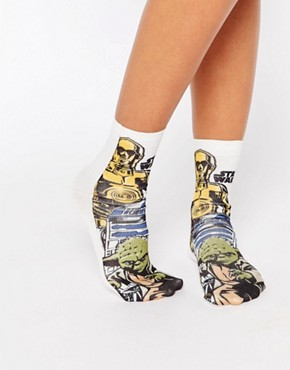 ASOS Star Wars Ankle Socks