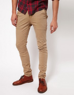 Image 1 ofNeuw Chinos Stretch Washed Out