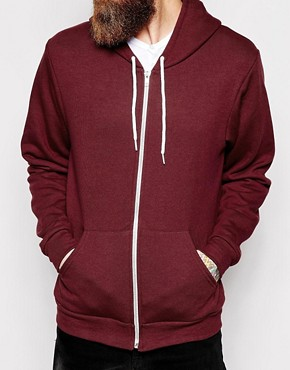 Image 3 ofAmerican Apparel Flex Hoodie