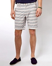 New Look Stripe Shorts