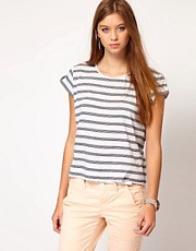G-Star Striped T-Shirt