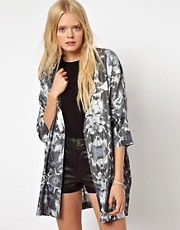 Selected Bess Blazer in Floral