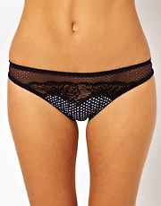 Stella McCartney Ellie Leaping Bikini Brief