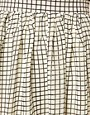 Image 3 ofGlamorous Checked Skater Skirt