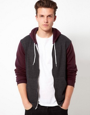 Image 2 ofAmerican Apparel Flex Hoodie