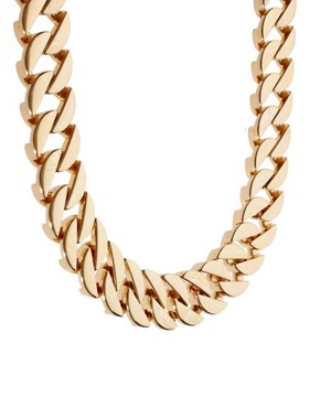 Image 3 ofGogo Philip Classic Chunky Chain Necklace