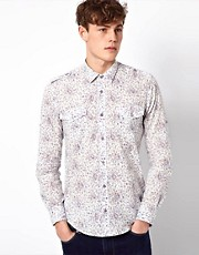 Guide London Shirt Floral Print