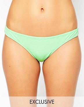 ASOS FULLER BUST Exclusive Brazilian Bikini Pant