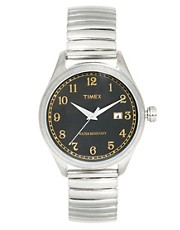 Reloj con esfera marrn Original Expansion T2N400 de Timex
