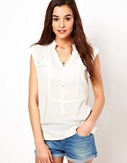 G-Star Button Down Top