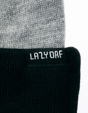 Image 3 ofLazy Oaf Polka Bobble Beanie Hat