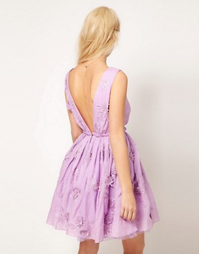 Image 2 ofASOS Floral Prom