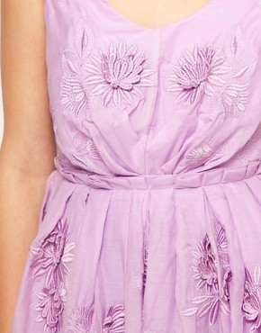 Image 3 ofASOS Floral Prom