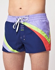 Diesel Coralrif Swimshort