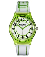 Moschino Cheap &amp; Chic Be Fashion Green Watch