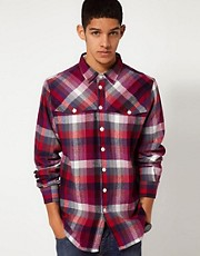 Makia Shirt Multicolour Check