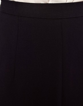Image 3 ofASOS Pencil Skirt With Centre Front Split