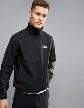 Polo Sport Logo Windbreaker